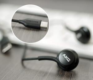 tai nghe S21 Ultra AKG chính hãng